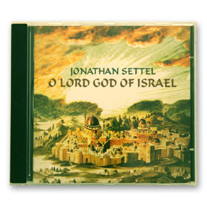O Lord God of Israel (Audio CD)