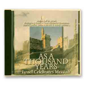 As a Thousand Years (Audio CD)