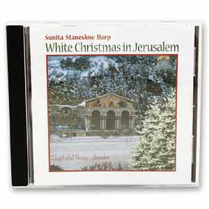 White Christmas in Jerusalem (Audio CD)