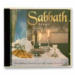 Sabbath Songs (Audio CD)
