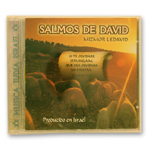 Salmos de David (Audio CD)