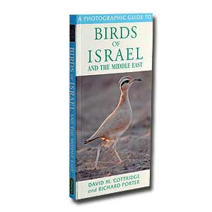Birds of Israel and the Middle East
