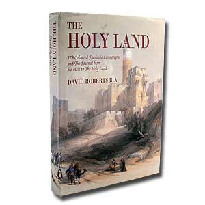 The Holy Land by David Roberts R.A.