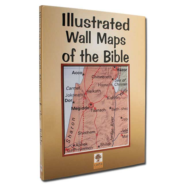 Illustrated Wall Maps of the Bible. on bible posters, bible atlas, bible world map, bible paper, bible book, bible road map, bible treasure chest, bible stickers,