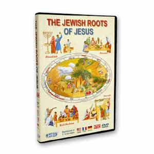The Jewish Roots of Jesus (DVD)