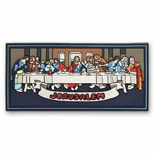 Last Supper 3D Magnet