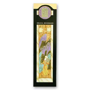 Moses and the Ten Commandments Biblical Bookmark