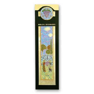 Promised Land Scouts Biblical Bookmark