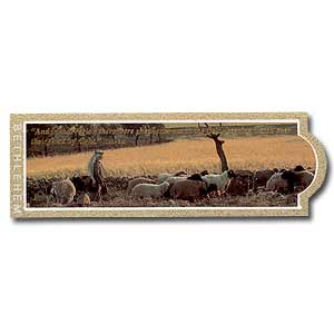 Shepherds of Bethlehem Bookmark