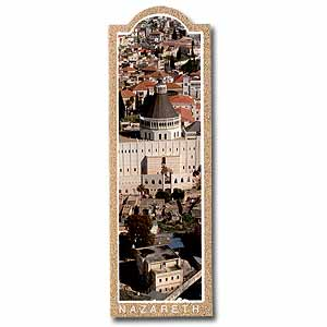 Nazareth Bookmark