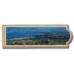 Sea of Galilee Bookmark