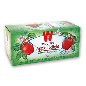 Wissotzky Apple Delight Tea