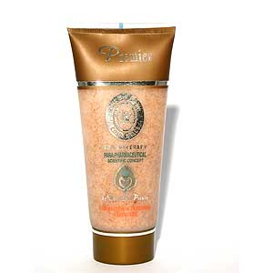 Premier Dead Sea Exfoliating & Cleansing Facial Gel