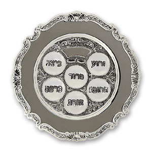 Passover Seder Plate