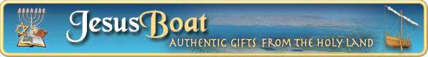 JesusBoat.com: Over 2500 authentic gifts from the Holy Land