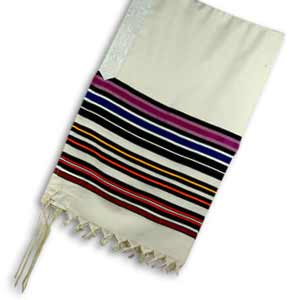 B'nai Or Prayer Shawl
