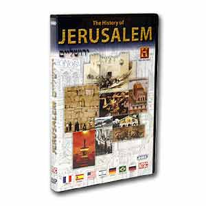 The History of Jerusalem (DVD)