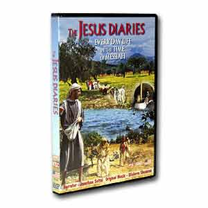 The Jesus Diaries (DVD)