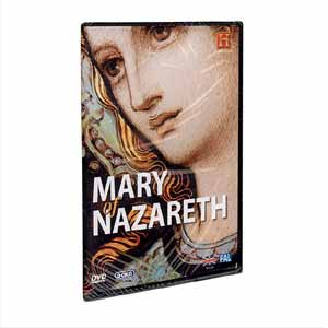 Mary of Nazareth (DVD)