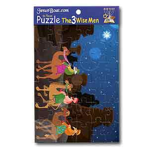 The Three Wise Men Biblical Puzzle