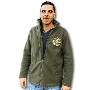 Fleece IDF Jacket