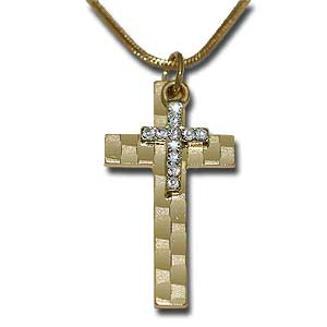 Cross Pendants.