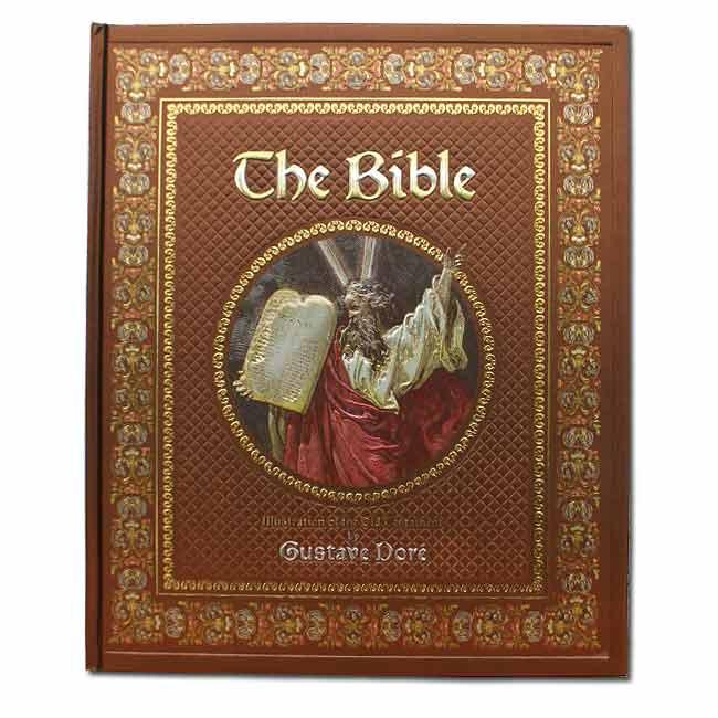 Judaism Bible Bible Art by Gustav Dore