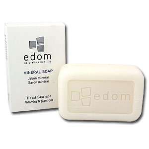 Edom Dead Sea Mineral Soap.