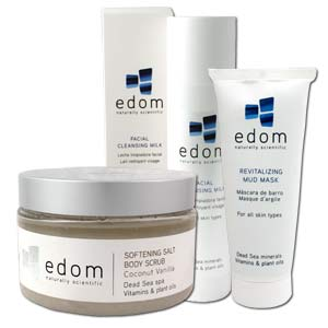 Edom Skin Care for Humid Weather Kit