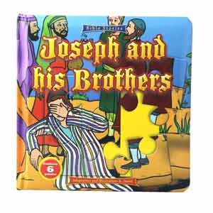 Joseph and His Brothers Puzzle Book.