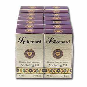 Case of Spikenard of Mary Anointing Oil