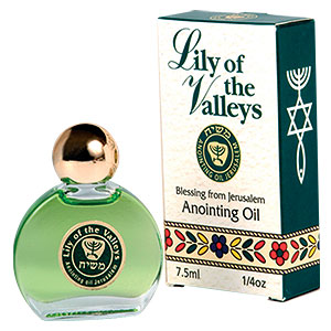 Lily of the Valley Anointing Oil