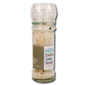Dead Sea Salt with Garlic