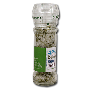 Dead Sea Salt with Organic Rosemary