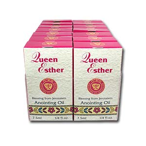 Case of Queen Esther Anointing Oil