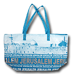 Jerusalem Tote fashion Bag