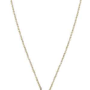 "Gold-Filled Necklace Chain, 18"", Yellow"