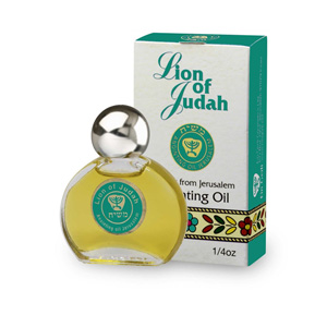 Lion of Judah Anointing Oil