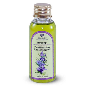 Purification Hyssop Anointing Oil