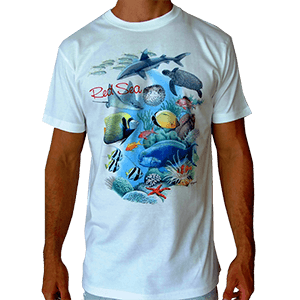 Red Sea Reef T-Shirt