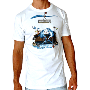 Sharks Happy Hour T-Shirt