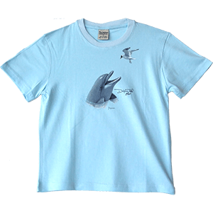 Dolphin Reef Eilat Toddler and Kids T-Shirt