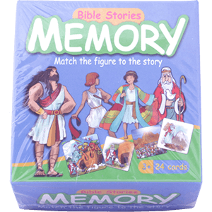 Bible Stories Memory Game