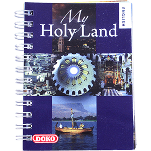 My Holy Land Pocket Book