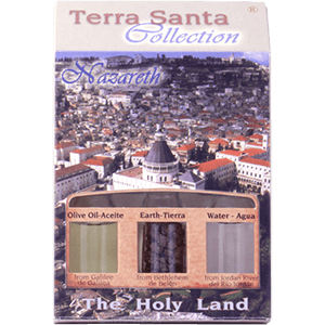 Nazareth Terra Santa Collection Holy Land Elements