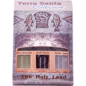 Tabgha Terra Santa Collection Holy Land Elements