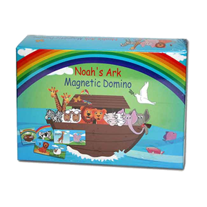 """Noah's Ark"" Magnetic Dominos"