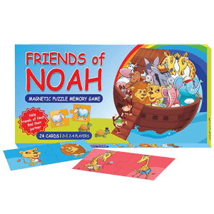 Friends of Noah Magnetic Puzzle Game