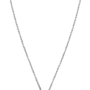 "Gold-Filled Necklace Chain, 18"", White"