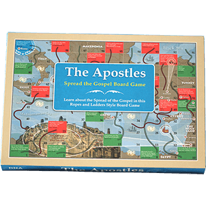 The Apostles Spread the Gospel Board Game